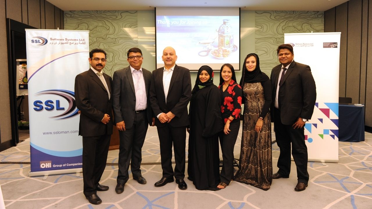 Iftar with IBM and SSL 2015